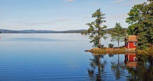 Angelurlaub in Schweden